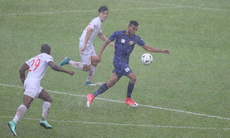 Vắng Công Phượng,HA Gia Lai vẫn hạ nhà vô địch V-League - ảnh 3