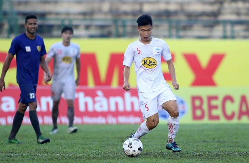 Vắng Công Phượng,HA Gia Lai vẫn hạ nhà vô địch V-League - ảnh 2