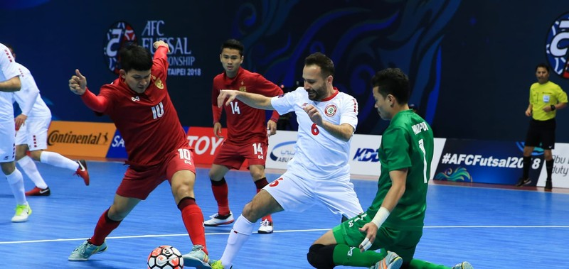 Tối nay Futsal Thái rơi vào cảnh 'thắng hay là chết' - ảnh 3