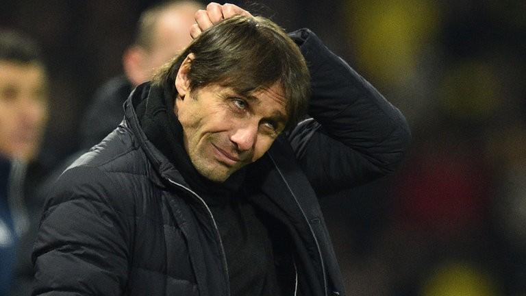 Conte bị Chelsea 'trảm' vẫn... 'lên chức' - ảnh 3