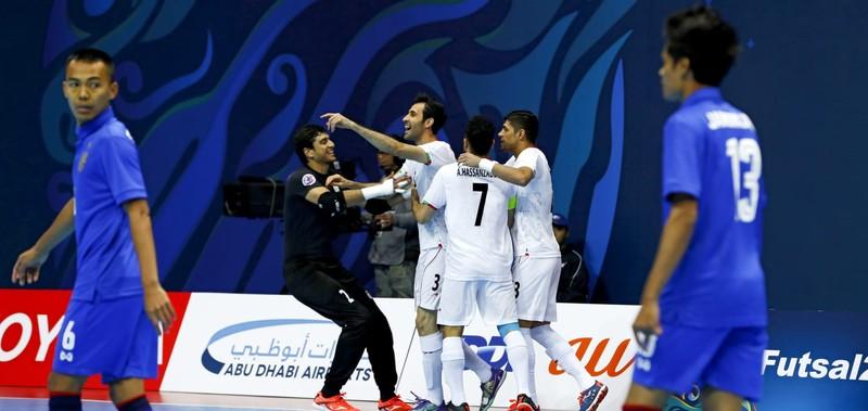 VCK Futsal châu Á: Futsal Việt Nam chia tay giải - ảnh 3