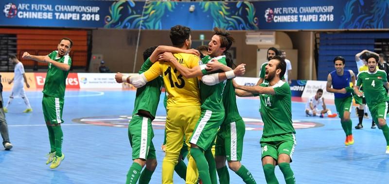 VCK Futsal châu Á: Futsal Việt Nam chia tay giải - ảnh 1