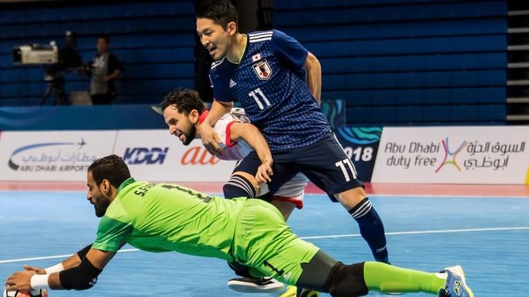 VCK Futsal châu Á: Futsal Việt Nam chia tay giải - ảnh 2
