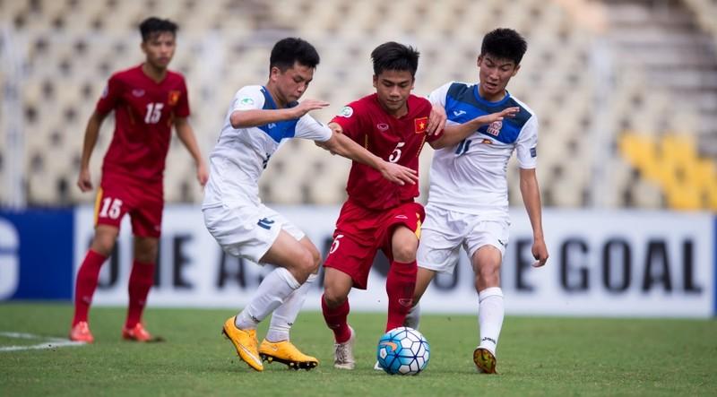 Thầy trò Đinh Thế Nam của U-16 VN đá giải gì ở Nhật? - ảnh 1