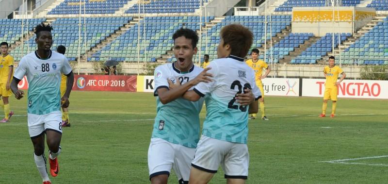 Chuyện Bùi Tiến Dũng xin lỗi vì hai bàn thua ở Yangon - ảnh 1