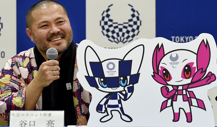Linh vật Olympic 2020 là nhân vật… tưởng tượng - ảnh 3