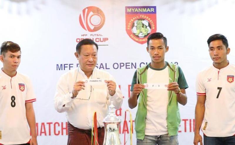 Futsal Myanmar: Sau suất châu Á là giải VĐQG - ảnh 2