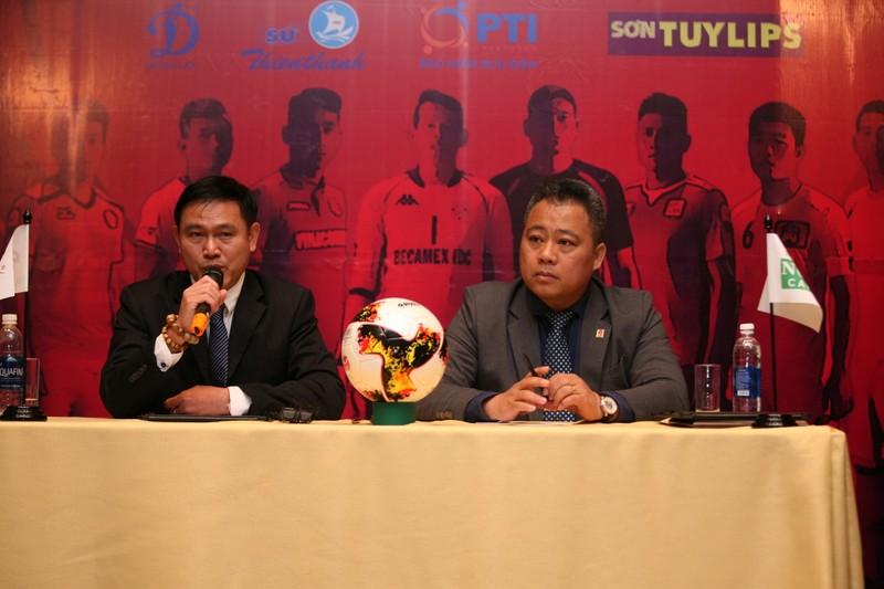 Cái duyên NutiFood, V- League và U-23 Việt Nam - ảnh 1