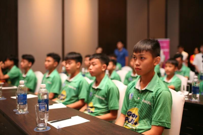 Cái duyên NutiFood, V- League và U-23 Việt Nam - ảnh 4