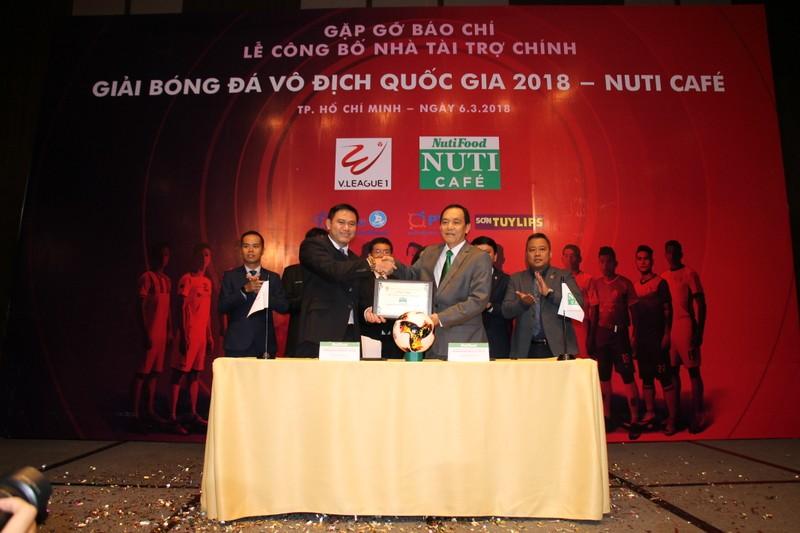 Cái duyên NutiFood, V- League và U-23 Việt Nam - ảnh 2