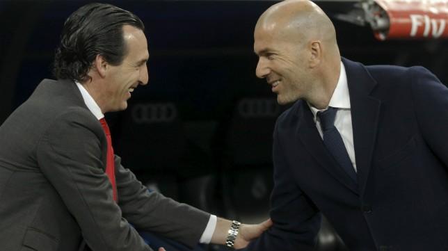 Zidane và Emery nói gì sau trận PSG - Real Madrid? - ảnh 4