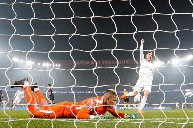 Zidane và Emery nói gì sau trận PSG - Real Madrid? - ảnh 1
