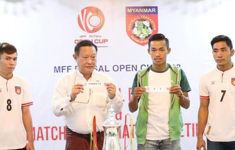 Futsal Myanmar sẽ phát triển mạnh? - ảnh 2