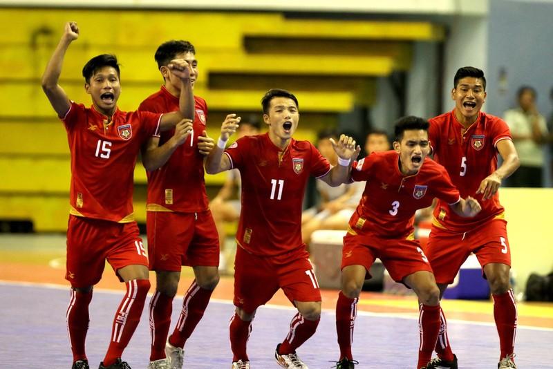 Futsal Myanmar sẽ phát triển mạnh? - ảnh 3
