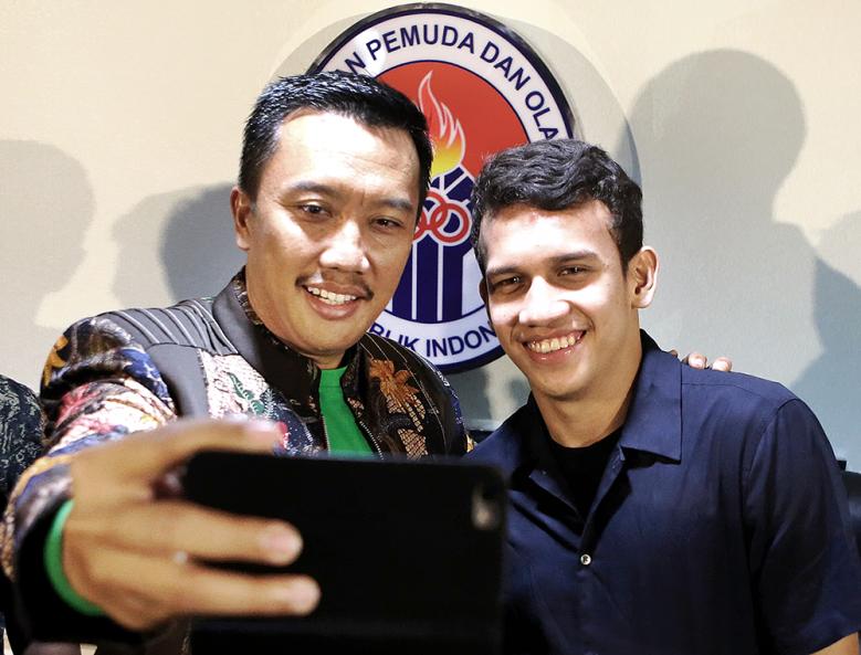 Sao trẻ Indonesia chơi giải cao nhất quốc gia Ba Lan - ảnh 2