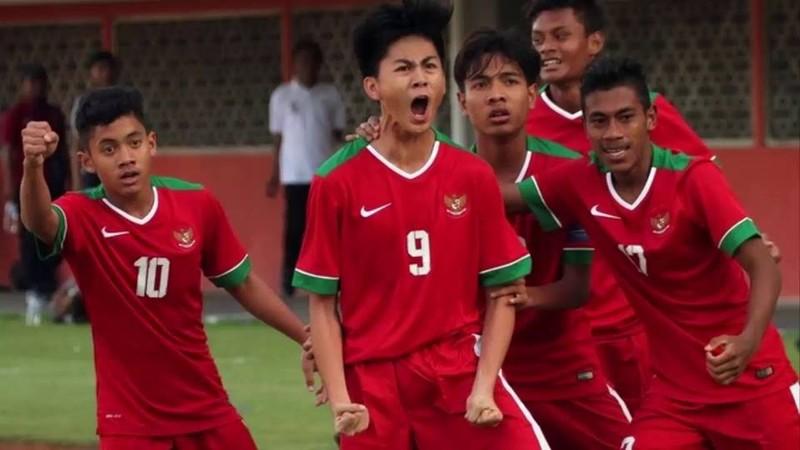 Vắng thủ môn Duy Dũng, U-16 VN thua U-16 Indonesia - ảnh 3