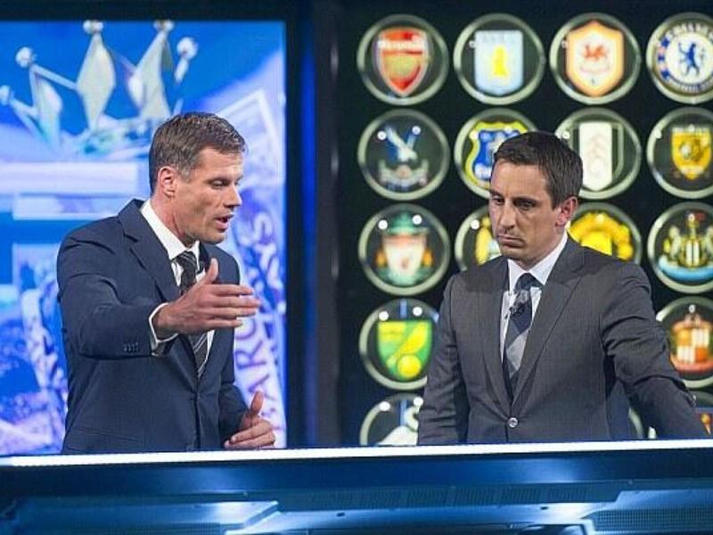 "Sốc: Sky Sports ""treo mồm"" cựu danh thủ Jamie Carragher - ảnh 1"