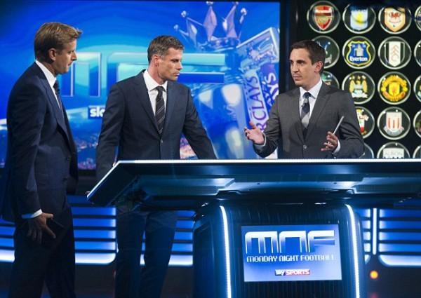 "Sốc: Sky Sports ""treo mồm"" cựu danh thủ Jamie Carragher - ảnh 2"