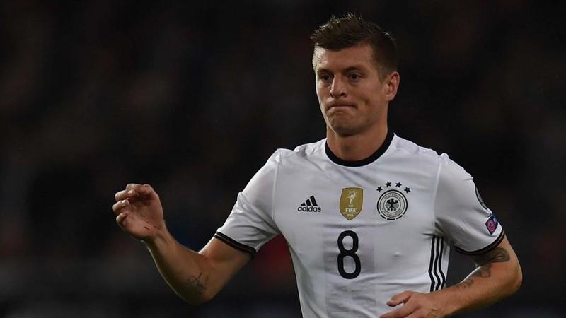 Kroos: Brazil bây giờ mạnh gấp đôi Đức - ảnh 1