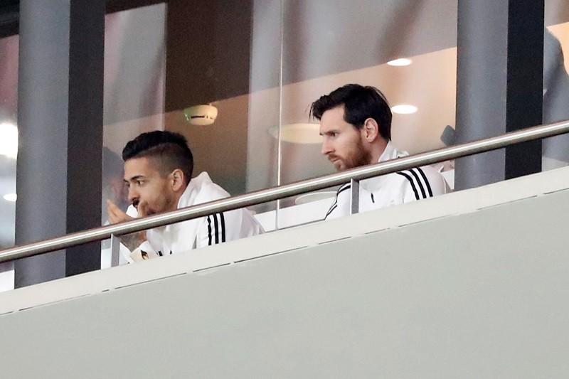 """Messi và  """"bóng ma"""" Maradona - ảnh 1"""