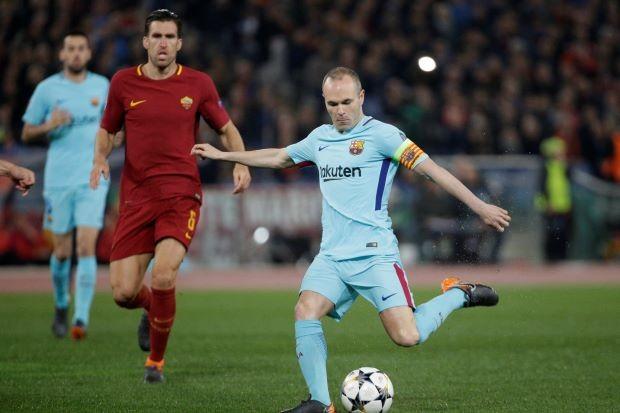Loại sốc Barcelona, HLV Roma nói gì? - ảnh 2