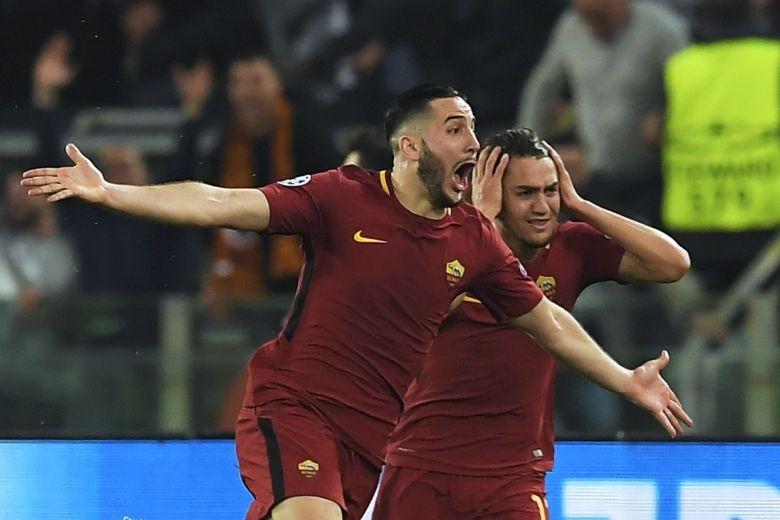 Loại sốc Barcelona, HLV Roma nói gì? - ảnh 3