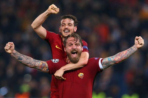 Loại sốc Barcelona, HLV Roma nói gì? - ảnh 1