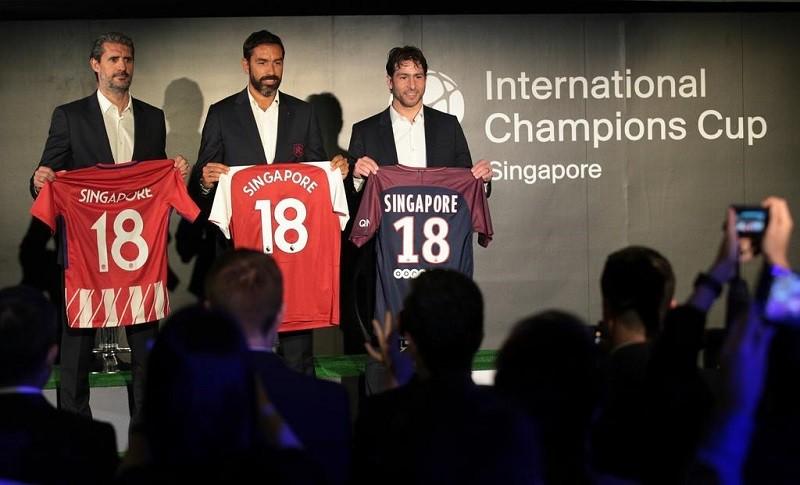 Nản S-League, chán đội tuyển, Singapore tổ chức ICC - ảnh 1
