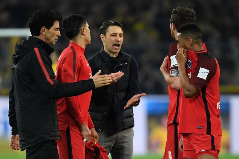"""""""Kẻ giác đấu"""" Kovac gặp Heynckes trước khi về Bayern Munich - ảnh 1"""