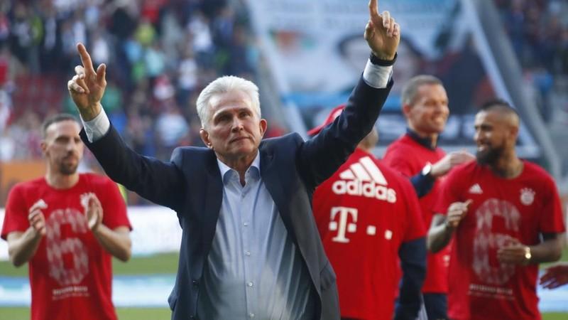 """""""Kẻ giác đấu"""" Kovac gặp Heynckes trước khi về Bayern Munich - ảnh 2"""