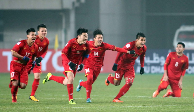 U-23 Việt Nam có thể chạm trán với tiền đạo Tottenham - ảnh 1