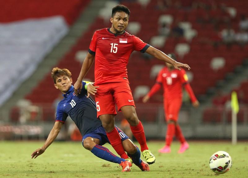 Huyền thoại Arsenal sẽ dẫn dắt tuyển Singapore đá AFF Cup 2018 - ảnh 1
