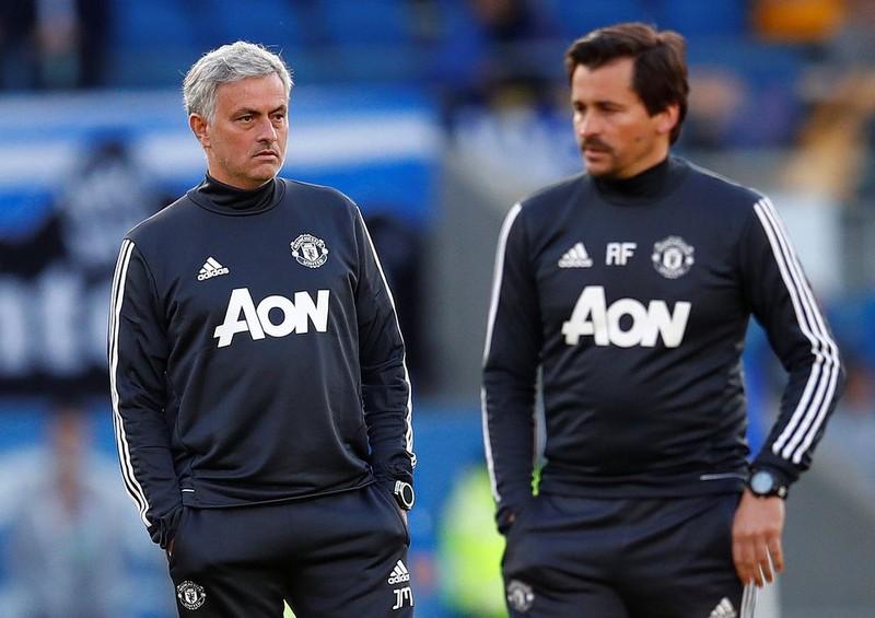 Mourinho đưa người của mình vào Arsenal? - ảnh 1