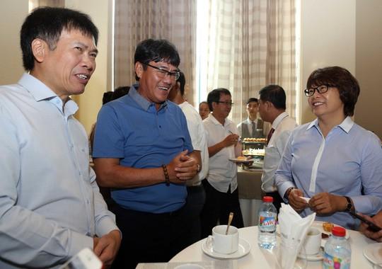 Chủ tịch CLB TP.HCM Nguyễn Hữu Thắng: Không có chuyện giải tán - ảnh 3
