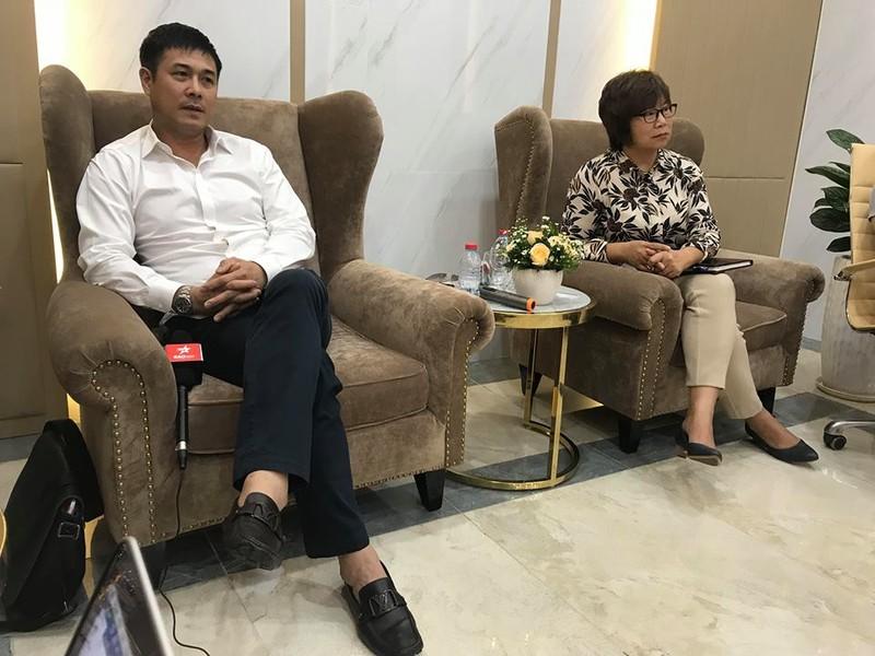 Chủ tịch CLB TP.HCM Nguyễn Hữu Thắng: Không có chuyện giải tán - ảnh 2