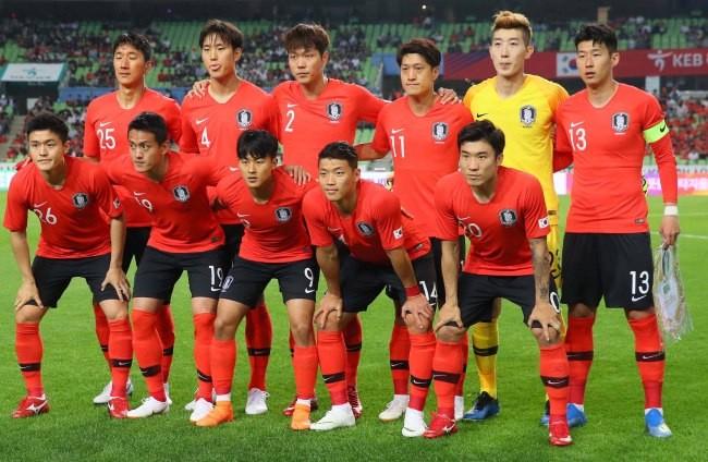 'Messi Hàn' chuyền bóng cho Son Heong-min ghi bàn - ảnh 1