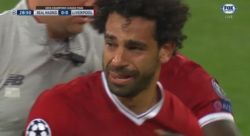 Salah về quê hương Ramos chữa chấn thương - ảnh 2