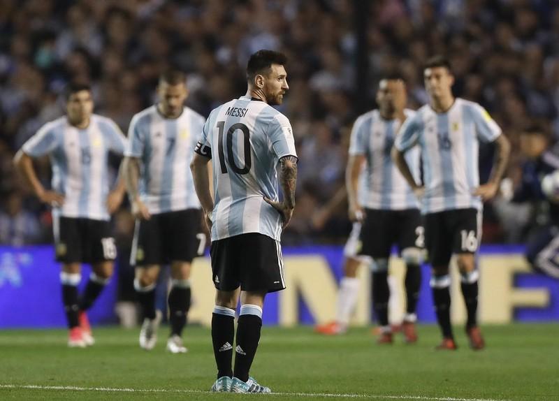 Palestine dọa 'đốt'… Messi - ảnh 1