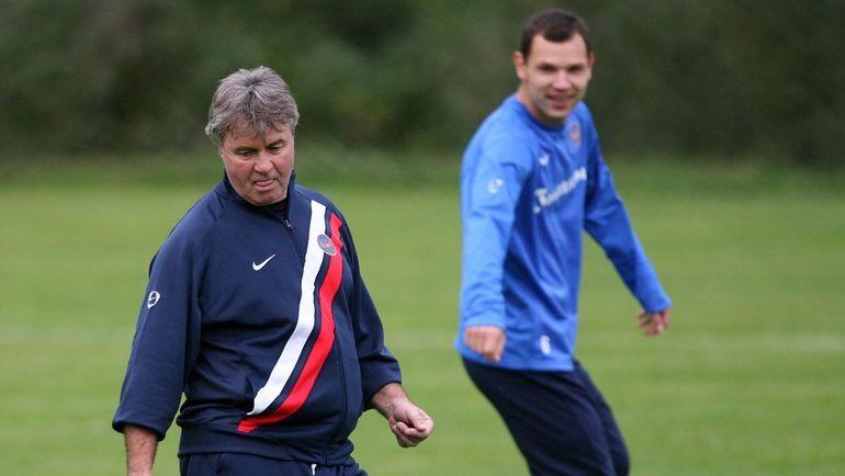 Guus Hiddink được HLV Cherchesov mời thăm tuyển Nga - ảnh 1