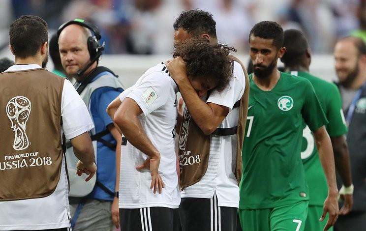 Bình luận viên Ai Cập đột tử vì đội nhà thua ở World Cup - ảnh 1