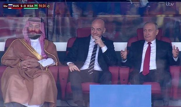 Tổng thống Putin không xem bóng cùng vua Felipe VI tối nay? - ảnh 1