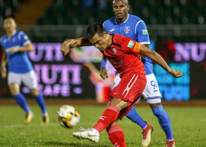 Cầu thủ Palestine có cú đúp giúp CLB TP.HCM thoát hiểm - ảnh 2