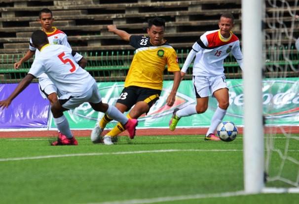 Việt Nam có trận thắng thứ hai ở giải Đông Nam Á - ảnh 1