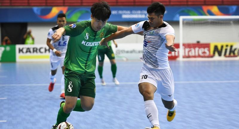 Jeonju MAG chưa phải là đối thủ của Thái Sơn Nam - ảnh 3