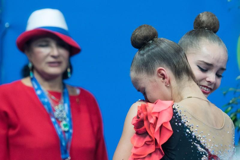 Thể thao Nga tiếp tục vượt sóng gió - ảnh 4