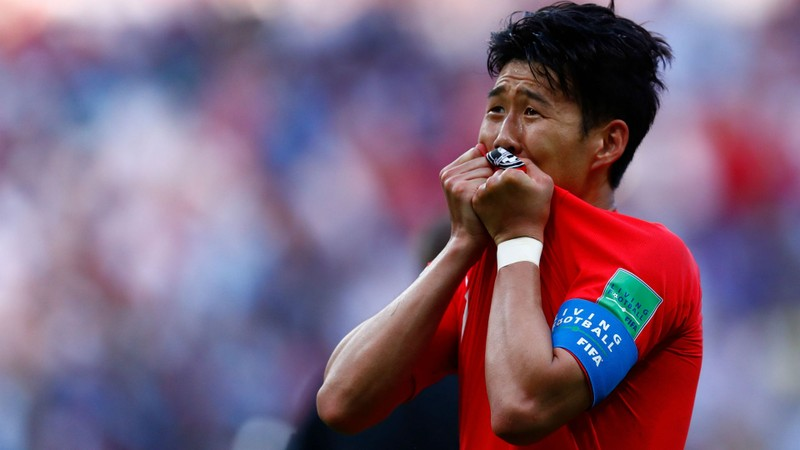 Tottenham đã cho Son về đá Asiad 18 - ảnh 2