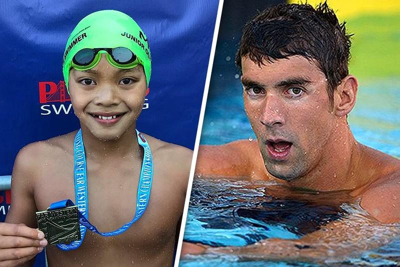 Một Michael Phelps mới 'ra đời' - ảnh 2
