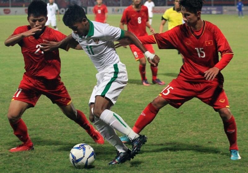"""U-16 Việt Nam thua ngược tại """"chảo lửa"""" Delta trước Indonesia - ảnh 3"""