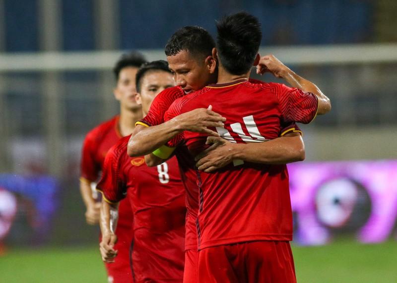 Công Phượng tỏa sáng, Olympic Việt Nam thắng trận - ảnh 8