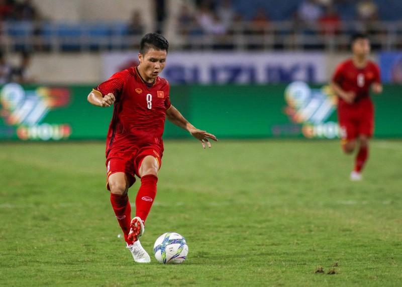 Công Phượng tỏa sáng, Olympic Việt Nam thắng trận - ảnh 3